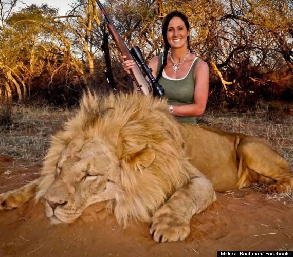 MELISSA BACHMAN-Canned Lion Murderer