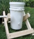 DIY Compost Tumbler